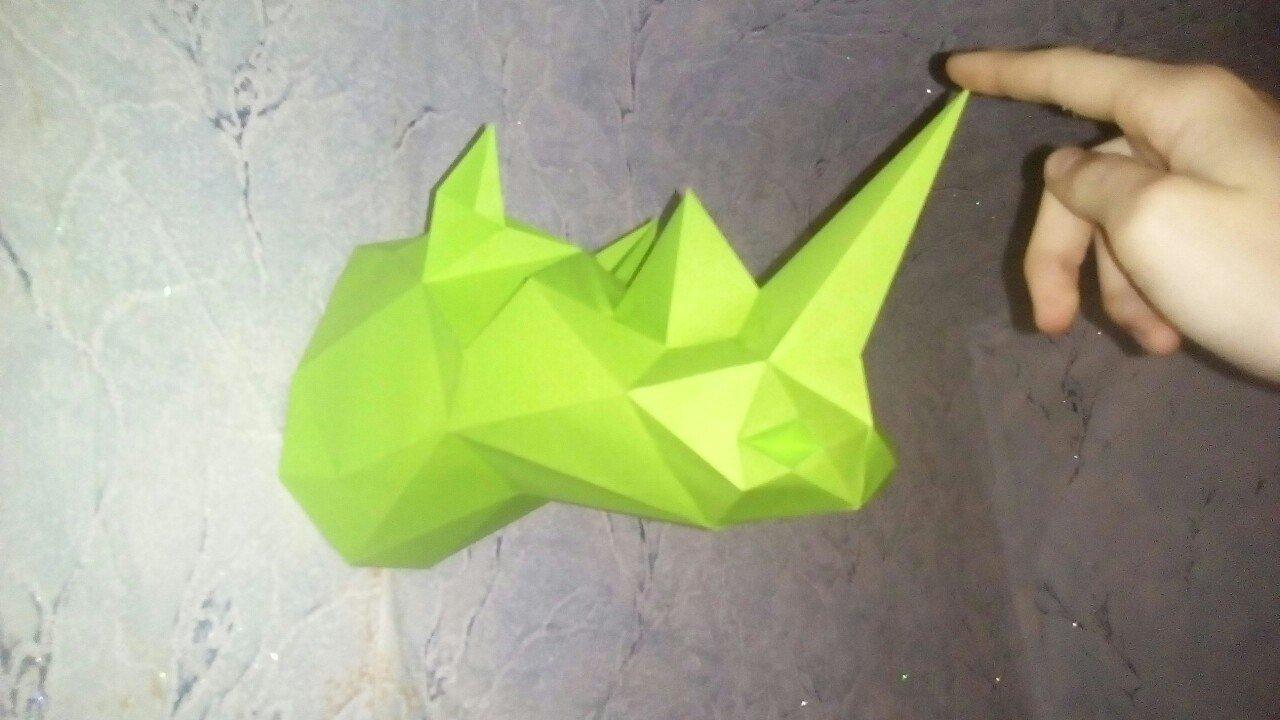 Новогодние олени из бумаги) Пикабу
